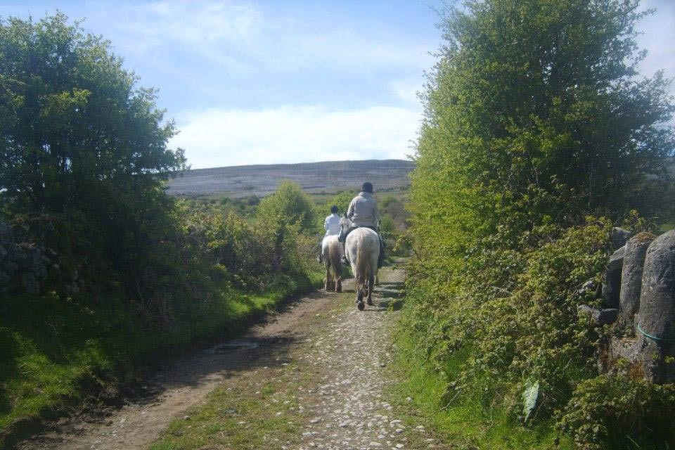 mountain rides in clare
